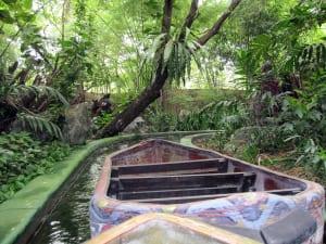 Jungle Cruise Boat Ride