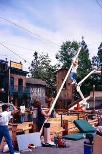 Sway Pole